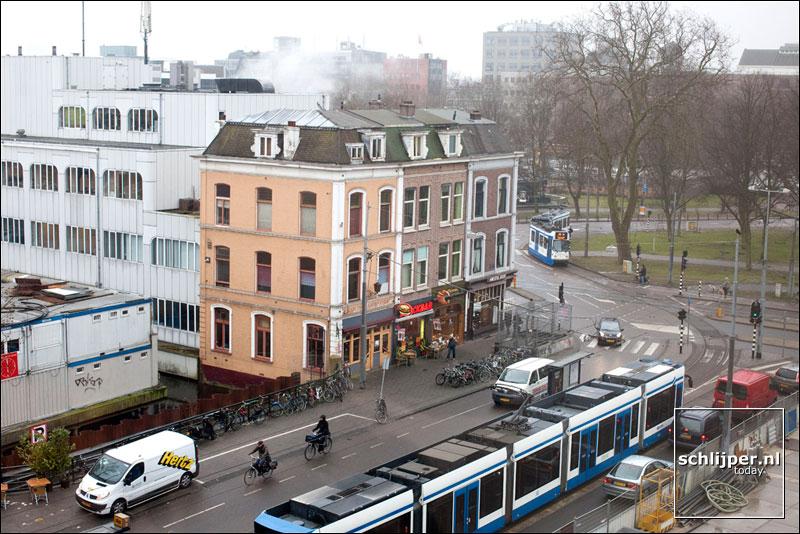 Nederland, Amsterdam, 8 maart 2010
