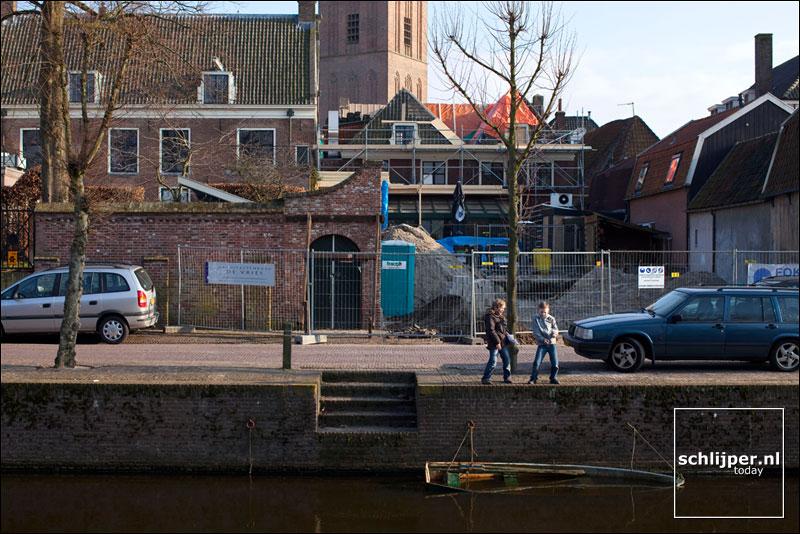 Nederland, Naarden-Vesting, 11 maart 2010