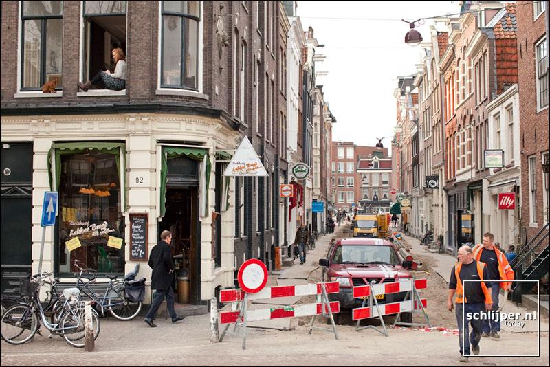 Nederland, Amsterdam, 18 maart 2010