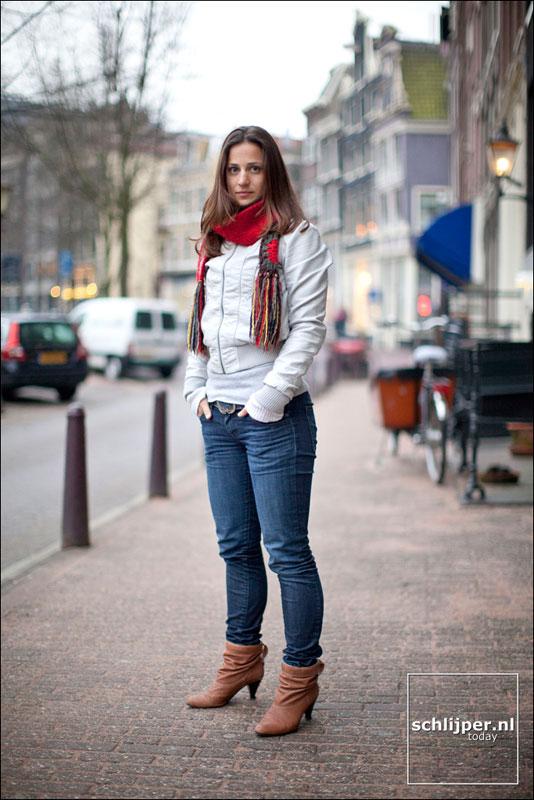 Nederland, Amsterdam, 19 maart 2010
