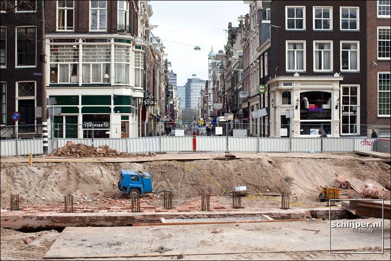 Nederland, Amsterdam, 22 maart 2010