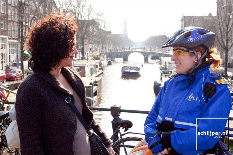 Nederland, Amsterdam, 23 maart 2010