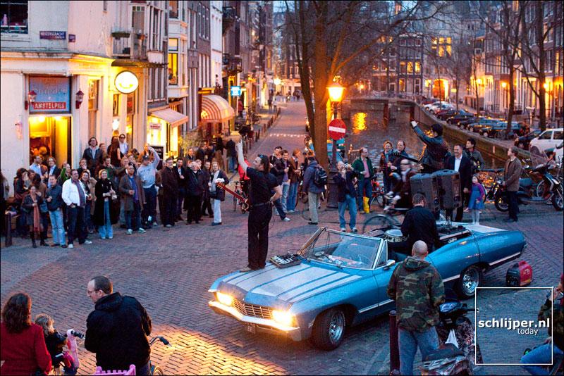 Nederland, Amsterdam, 24 maart 2010