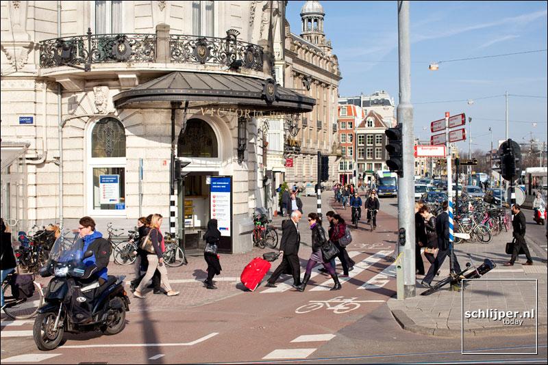 Nederland, Amsterdam, 25 maart 2010