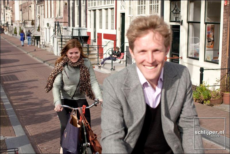 Nederland, Amsterdam, 27 maart 2010