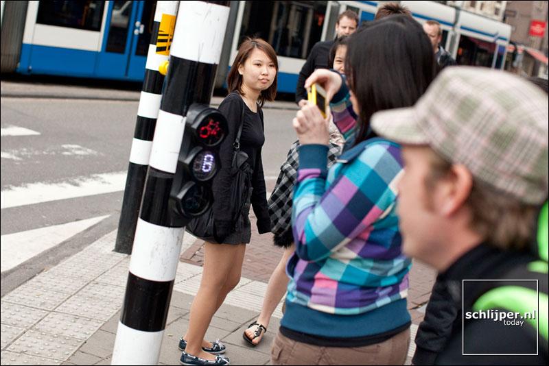 Nederland, Amsterdam, 29 maart 2010