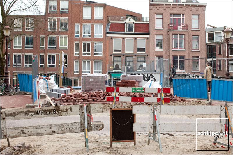 Nederland, Amsterdam, 5 april 2010