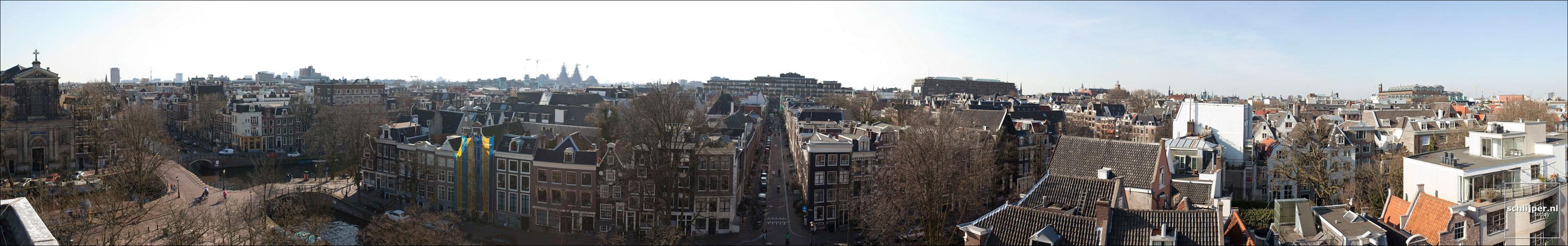 Nederland, Amsterdam, 6 april 2010