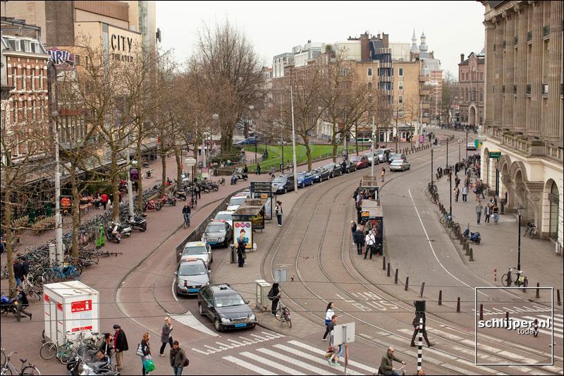Nederland, Amsterdam, 7 april 2010
