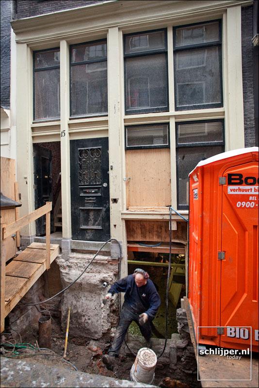 Nederland, Amsterdam, 8 april 2010