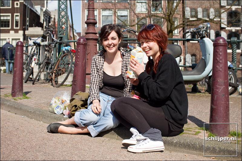 Nederland, Amsterdam, 9 april 2010
