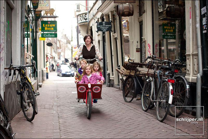 Nederland, Amsterdam, 11 april 2010