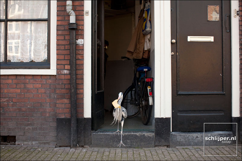Nederland, Amsterdam, 12 april 2010
