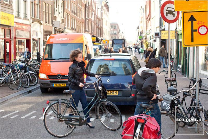 Nederland, Amsterdam, 15 april 2010