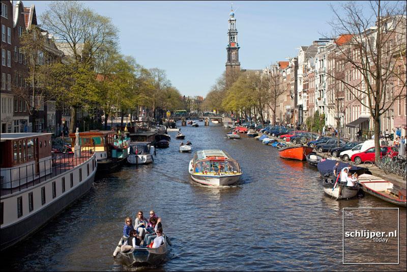 Nederland, Amsterdam, 18 april 2010