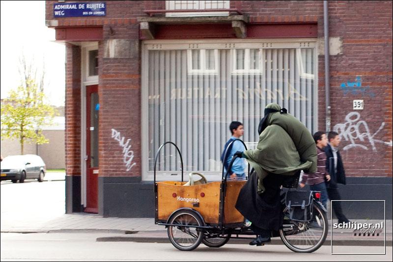 Nederland, Amsterdam, 19 april 2010
