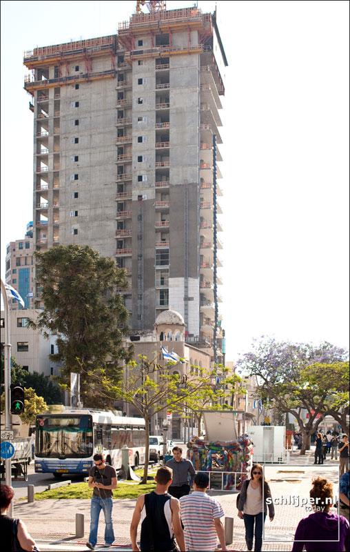 Israel, Tel Aviv, 3 mei 2010