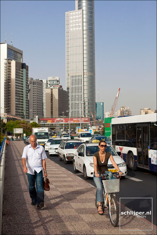 Israel, Tel Aviv, 9 mei 2010