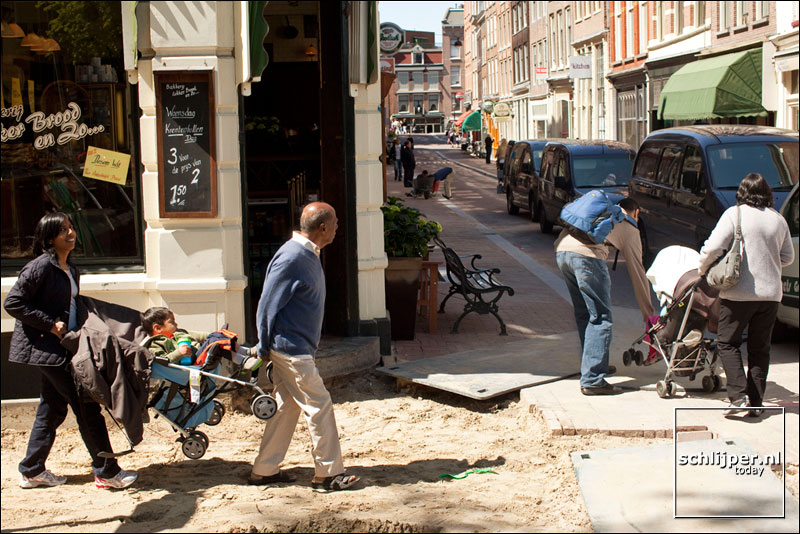 Nederland, Amsterdam, 19 mei 2010