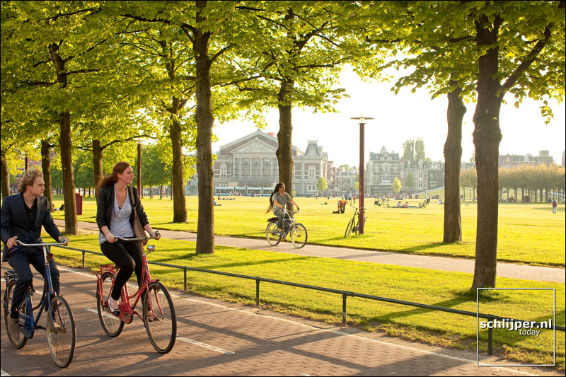 Nederland, Amsterdam, 20 mei 2010