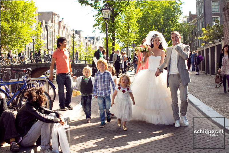 Nederland, Amsterdam, 21 mei 2010