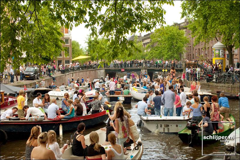 Nederland, Amsterdam, 23 mei 2010