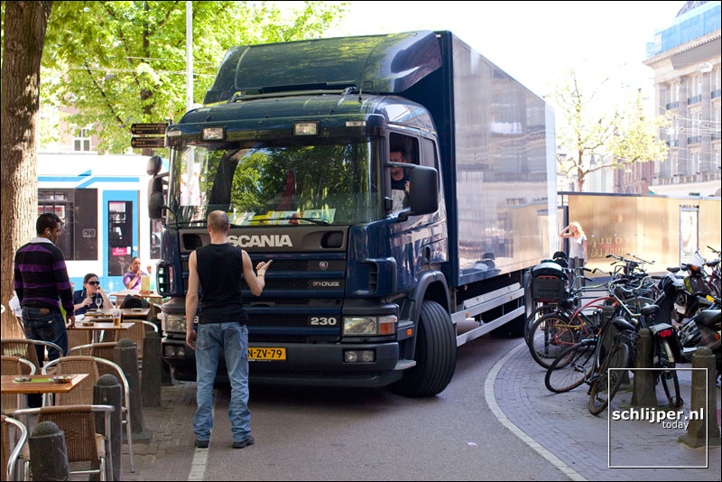 Nederland, Amsterdam, 3 juni 2010
