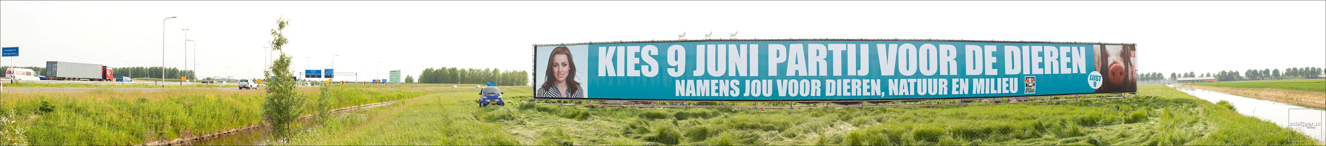 Nederland, Haarlemmermeer, 5 juni 2010