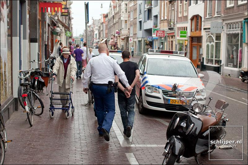 Nederland, Amsterdam, 6 juni 2010