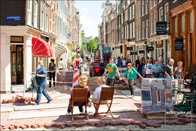 Nederland, Amsterdam, 12 juni 2010