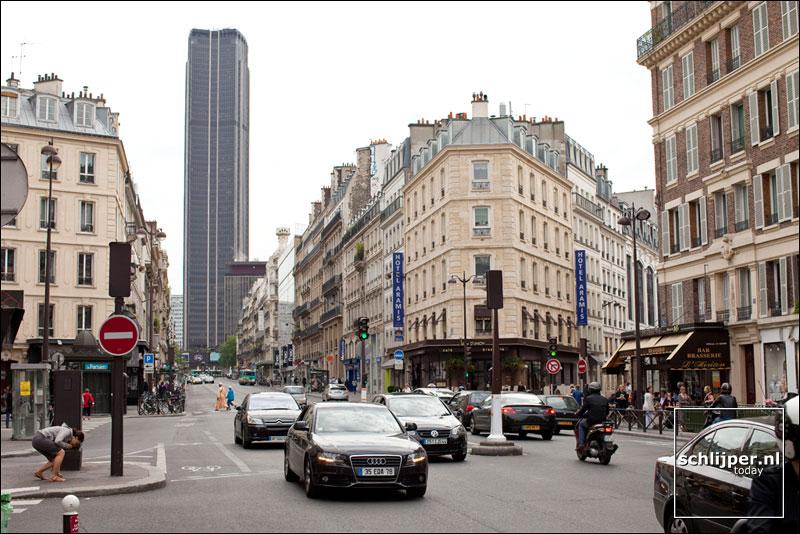 Frankrijk, Parijs, 13 juni 2010