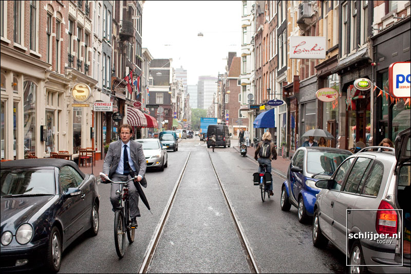 Nederland, Amsterdam, 18 juni 2010
