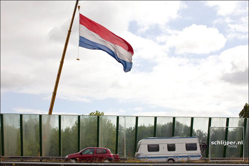 Nederland, Vianen, 19 juni 2010