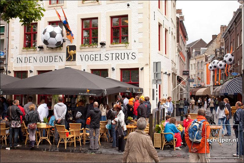 Nederland, Maastricht, 19 juni 2010