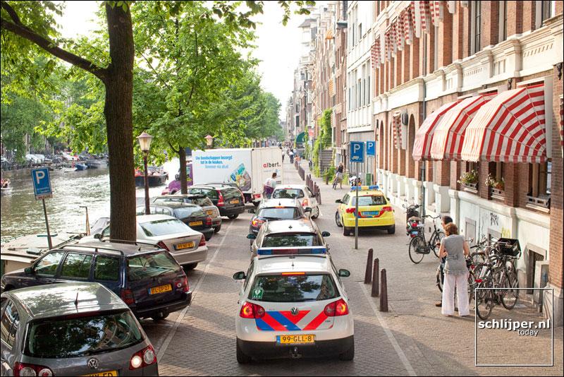 Nederland, Amsterdam, 1 juli 2010
