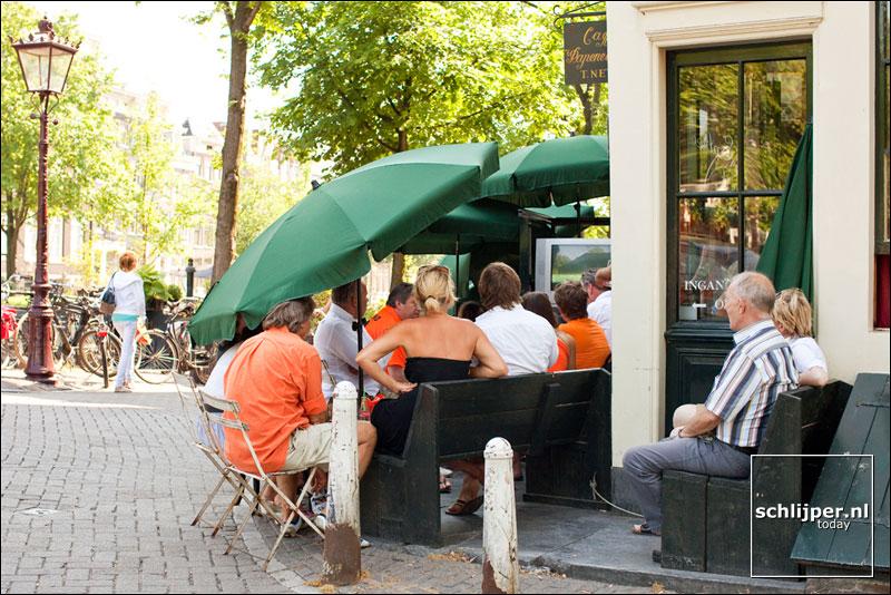Nederland, Amsterdam, 2 juli 2010