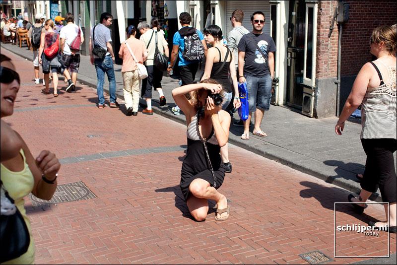 Nederland, Amsterdam, 4 juli 2010