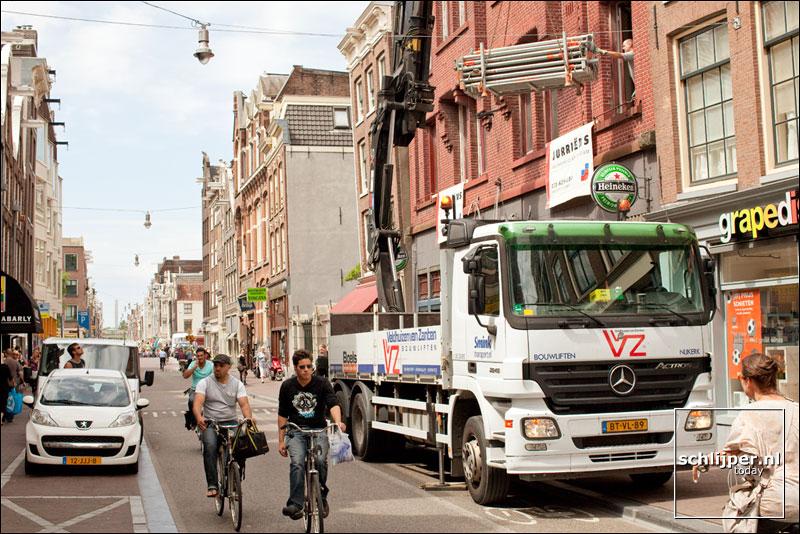 Nederland, Amsterdam, 5 juli 2010