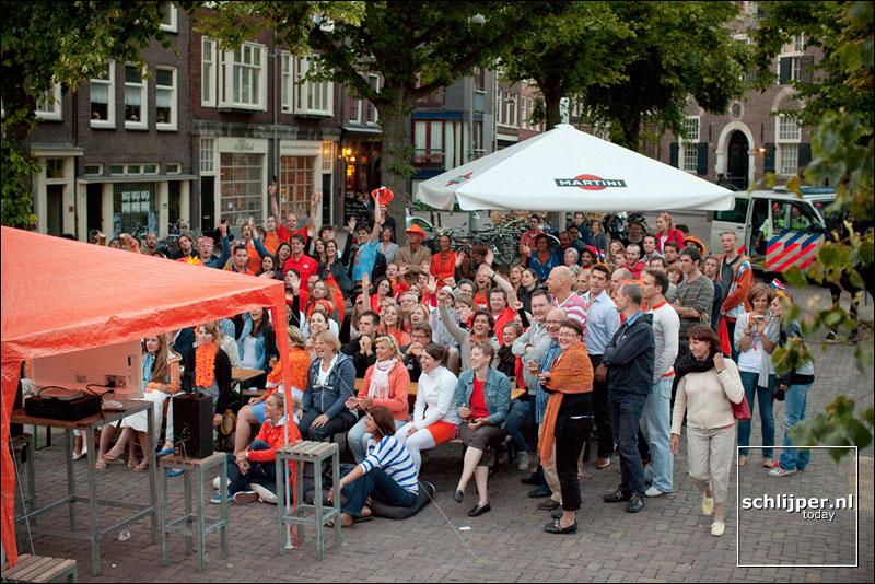 Nederland, Amsterdam, 6 juli 2010