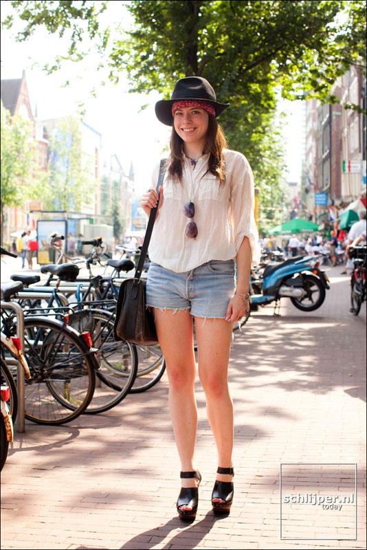 Nederland, Amsterdam, 9 juli 2010