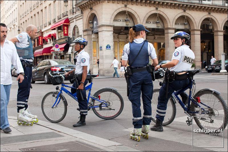 Frankrijk, Parijs, 10 juli 2010