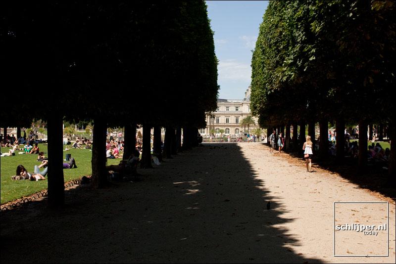 Frankrijk, Parijs, 11 juli 2010