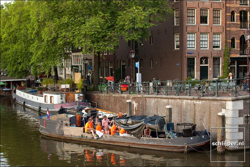 Nederland, Amsterdam, 11 juli 2010