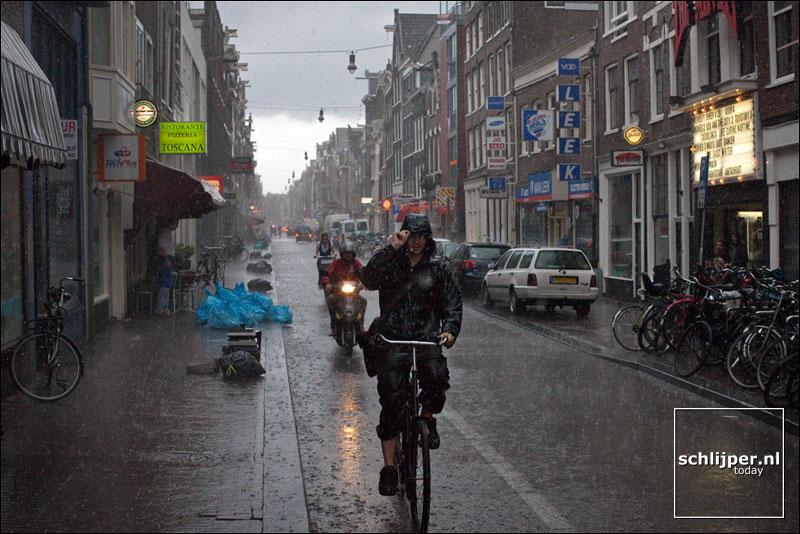 Nederland, Amsterdam, 12 juli 2010
