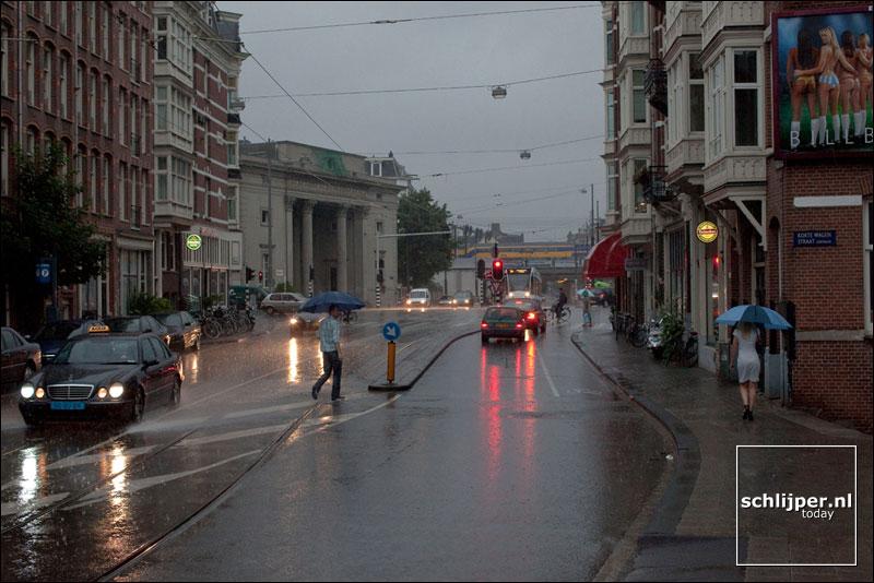 Nederland, Amsterdam, 14 juli 2010