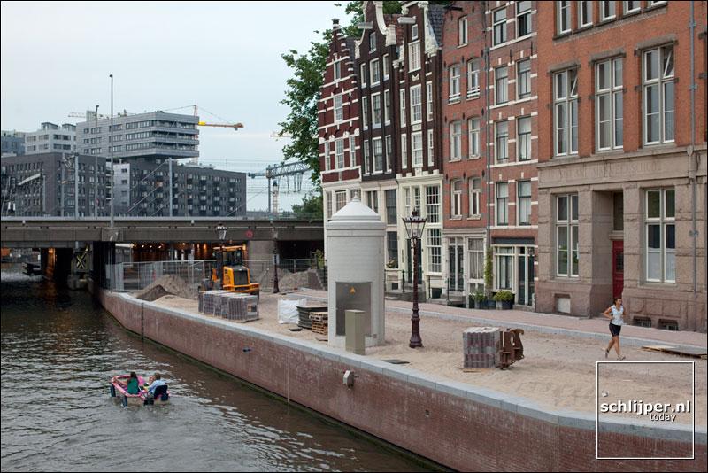 Nederland, Amsterdam, 20 juli 2010