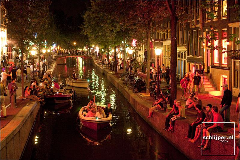 Nederland, Amsterdam, 21 juli 2010