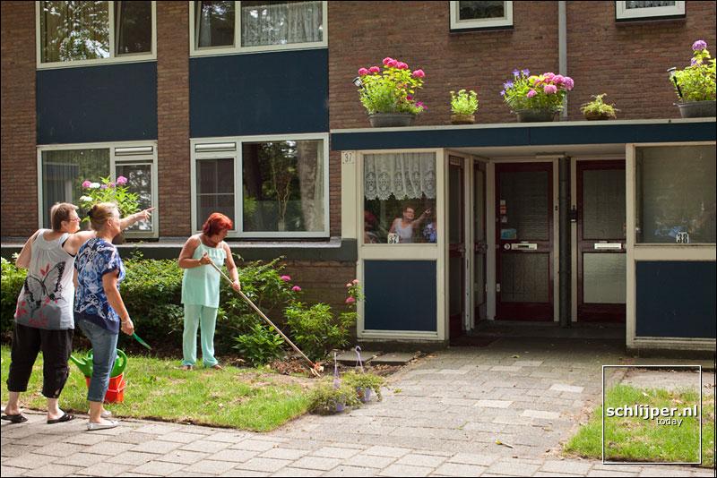Nederland, Amsterdam, 23 juli 2010