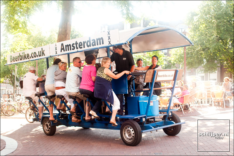 Nederland, Amsterdam, 24 juli 2010
