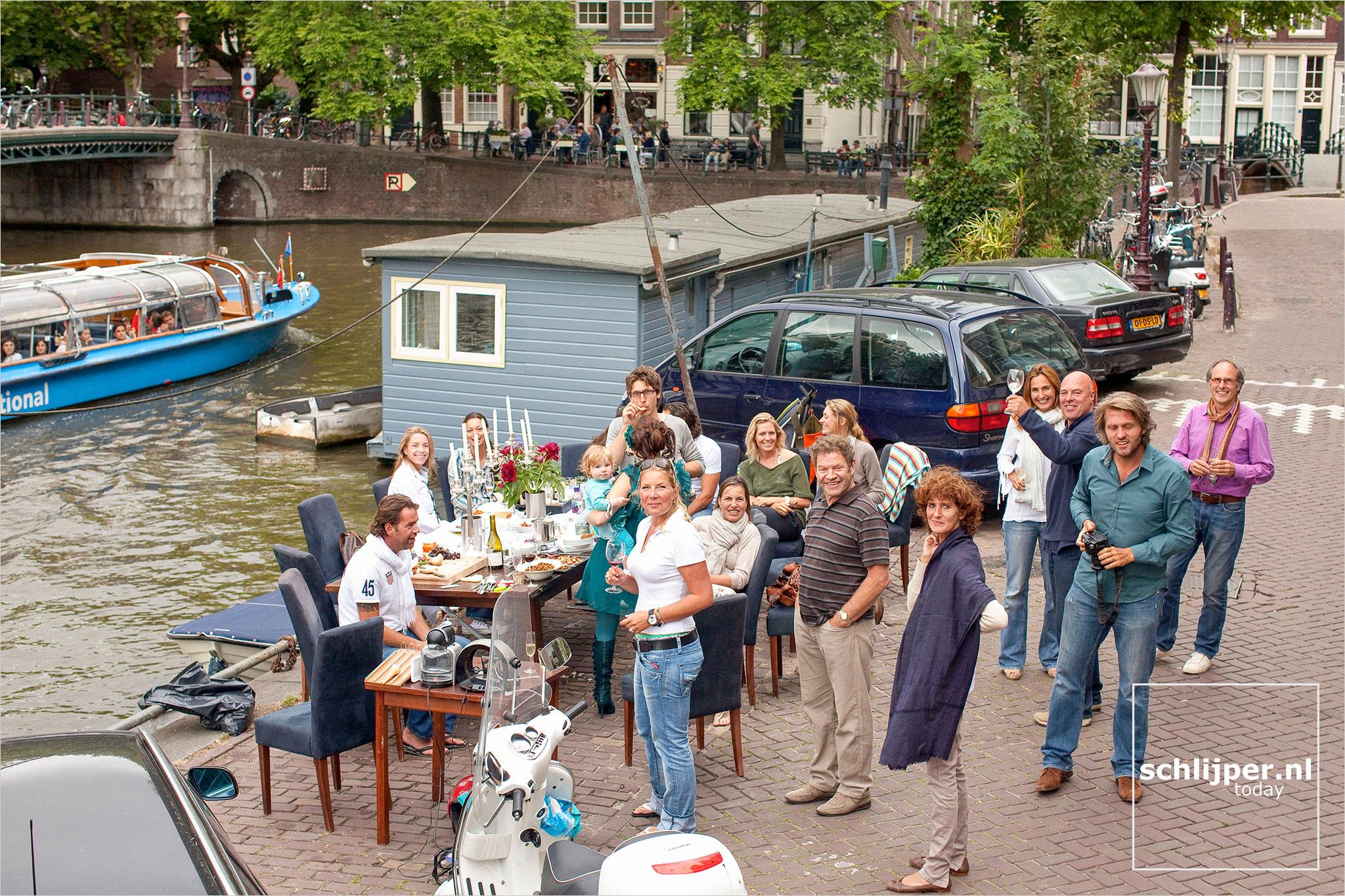 Nederland, Amsterdam, 25 juli 2010
